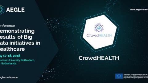CrowdHEALTH at the AEGLE conference
